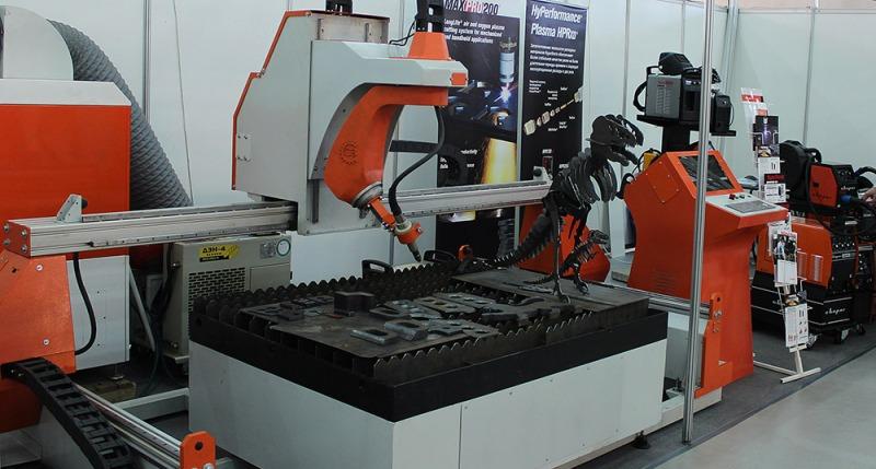 Выставка станочного оборудования