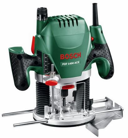 Модель Bosch POF 1400 ACE