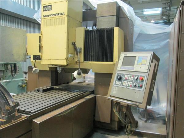 Координатно-расточной аппарат BKOZ-900 NC3
