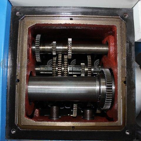 Коробка передач станка