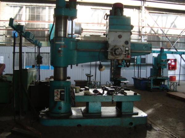 Оборудование в цехе