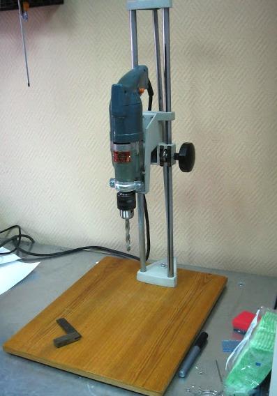 Инструмент на базе дрели