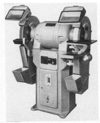 Точильно-шлифовальный станок 3Б634