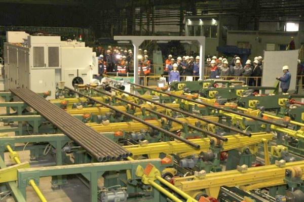 Станки на Синарском заводе